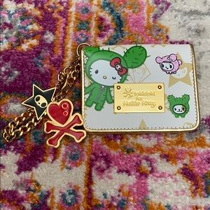 Tokidoki for Hello Kitty ID card holder